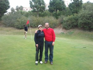 Maria Hernandez Golf